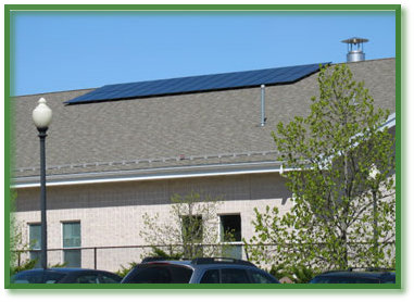 Reed Intermediate School Solar Panel Project